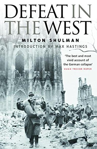 9780304366033: Defeat in the West (Cassell Military Paperbacks)