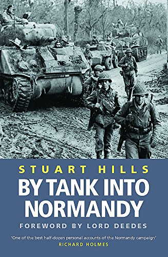 9780304366408: By Tank Into Normandy (Cassell Military Paperbacks)