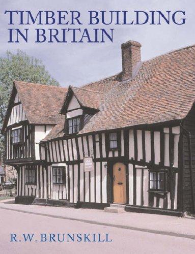 9780304366651: Timber Buildings in Britain (Vernacular Buildings)