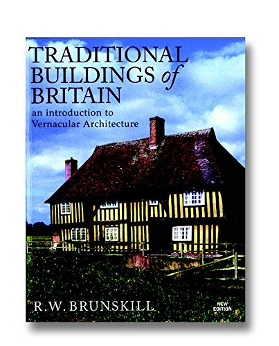9780304366675: Traditional Buildings of Britain (Vernacular Buildings)