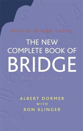 9780304366750: The New Complete Book of Bridge