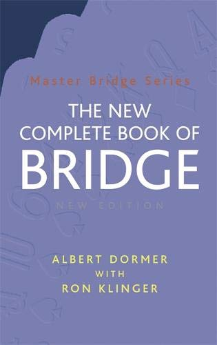 9780304366750: The New Complete Book of Bridge (Master Bridge Series)