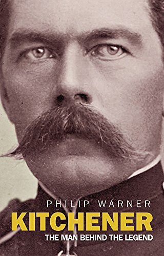 9780304367207: Kitchener: The Man Behind the Legend (Cassell Military Paperbacks)