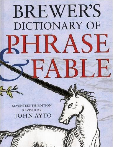 9780304368006: Brewer's Dictionary of Phrase and Fable 17th Edition: Seventeenth Edition