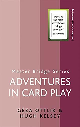9780304368075: Adventures in Card Play (Master Bridge Series)