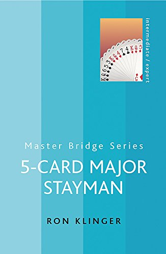 9780304368082: 5-Card Major Stayman (Master Bridge Series)