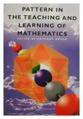 9780304700516: Patterns in Teaching and Learning Math (Cassell Education S)