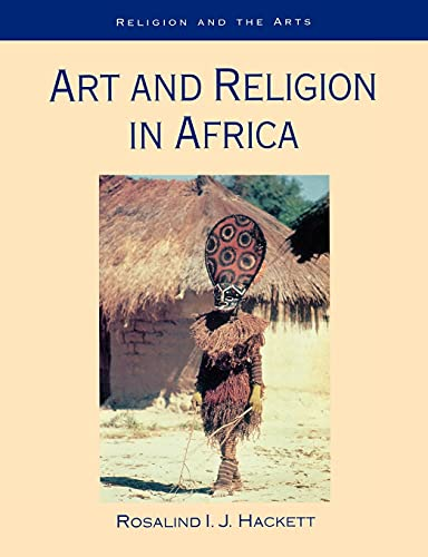 9780304704248: Art and Religion in Africa