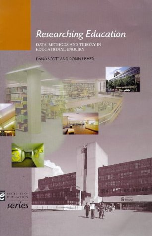 9780304704606: Researching Education (Institute of education series)