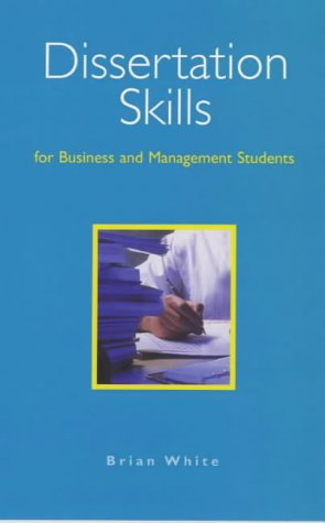 9780304705108: Dissertation Skills for Business and Management Students