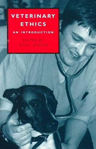 9780304705238: Veterinary Ethics, An Introduction