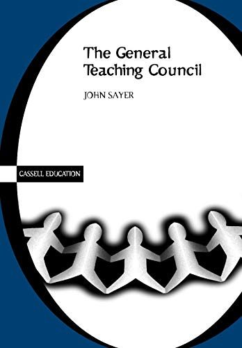 General Teaching Council: Sayer, John