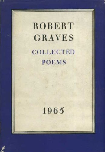 Collected Poems, 1965: Graves, Robert