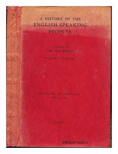 9780304925032: History of the English Speaking Peoples