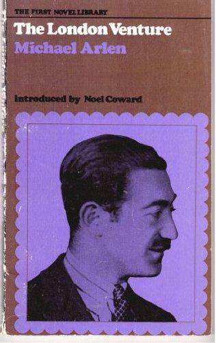 9780304926145: London Venture (First Novel Library)