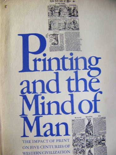 9780304926435: Printing and the Mind of Man