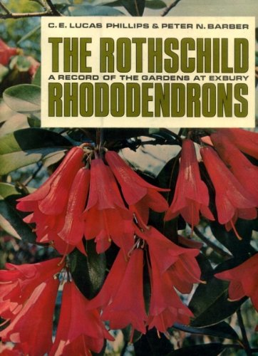 9780304927005: Rothschild Rhododendrons: Record of the Gardens at Exbury