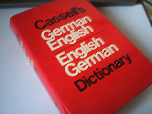 Cassell's German & English dictionary; (0304929085) by Betteridge, Harold T
