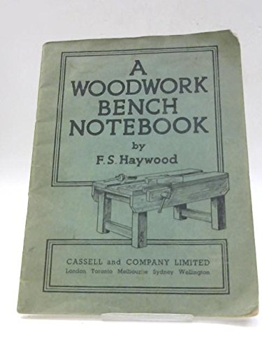 9780304930609: Woodwork Bench Notebook