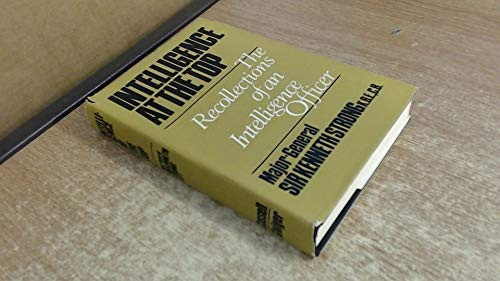 9780304932085: Intelligence at the Top (Giniger books)