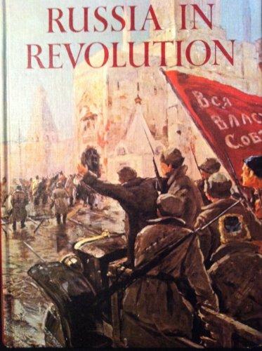 9780304932184: Russia in Revolution (Caravel Books)