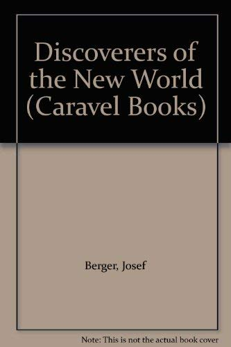 9780304932191: Discoverers of the New World (Caravel Books)