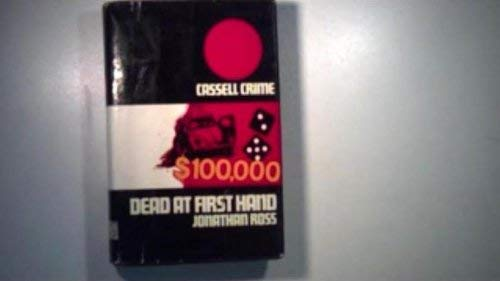 9780304933402: Death at First Hand (Cassell Crime)