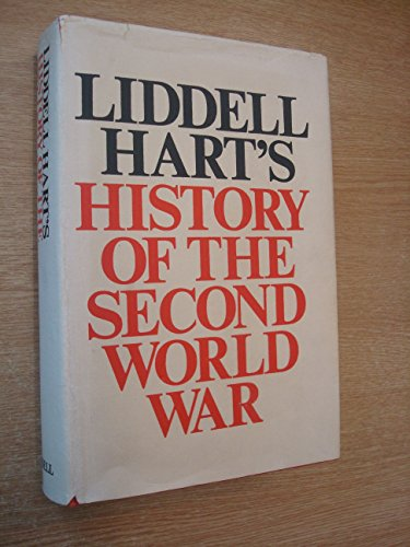 History of the Second World War (9780304935642) by Liddell Hart, Basil Henry