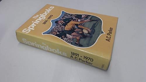 9780304935918: Springboks, 1891-1970