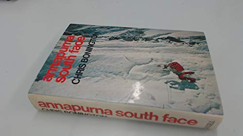 9780304937134: Annapurna South Face