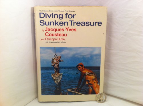 Diving for Sunken Treasure (The Undersea Discoveries of Jacques-Yves Cousteau) (English and French ...