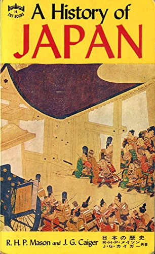 9780304939084: History of Japan (Cassell Asian histories)