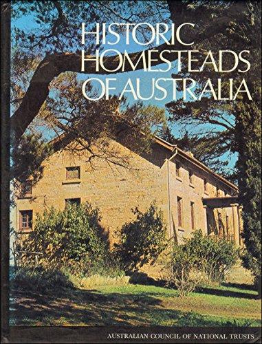 Historic homesteads of Australia (Historic buildings of: Australian Council of