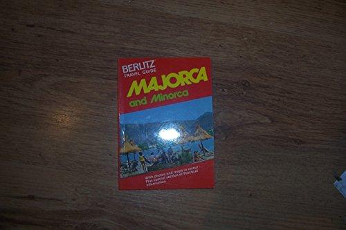 Berlitz Travel Guide to Majorca and Minorca: Welsh, Ken