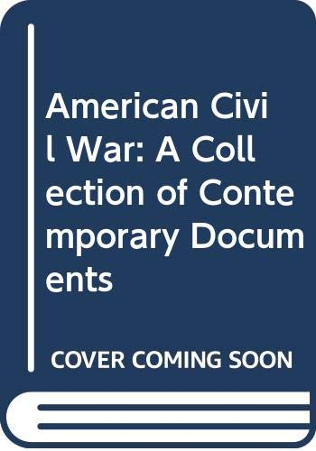 9780305620202: The Civil War (Jackdaw No. 106)