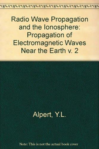 Radio Wave Propagation and the Ionosphere : Y.L. Alpert