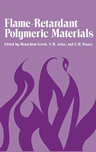 9780306308406: Flame-Retardant Polymeric Materials