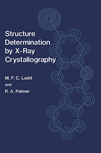 9780306308444: Structure Determination by X-Ray Crystallography
