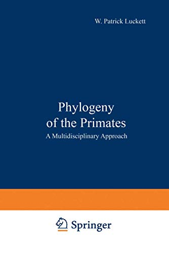 9780306308529: Phylogeny of the Primates: A Multidisciplinary Approach
