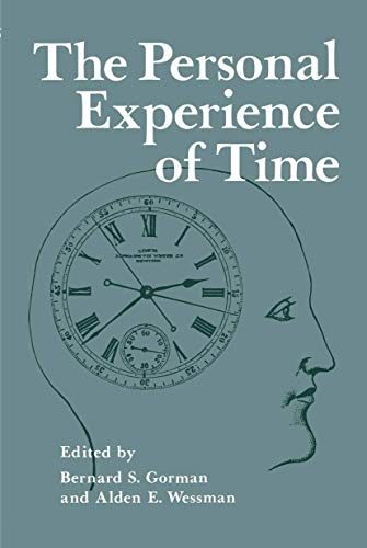 9780306310393: The Personal Experience of Time