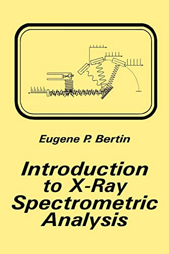 9780306310911: Introduction to X-Ray Spectrometric Analysis
