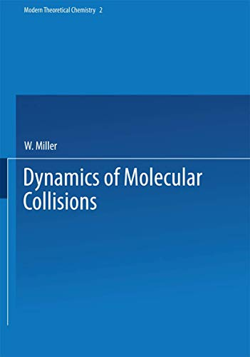 9780306335020: Dynamics of Molecular Collisions, Part B (Modern Theoretical Chemistry)