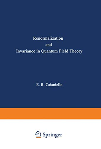 9780306357053: Renormalization and Invariance in Quantum Field Theory (Nato Science Series B:)