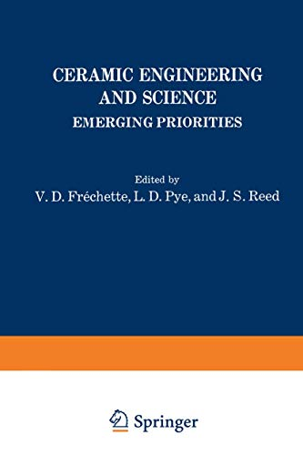 Ceramic Engineering and Science: Emerging Priorities (Materials: Alfred University