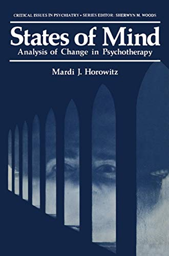 States of Mind:Analysis of C (Critical issues in psychiatry): Horowitz, Mardi