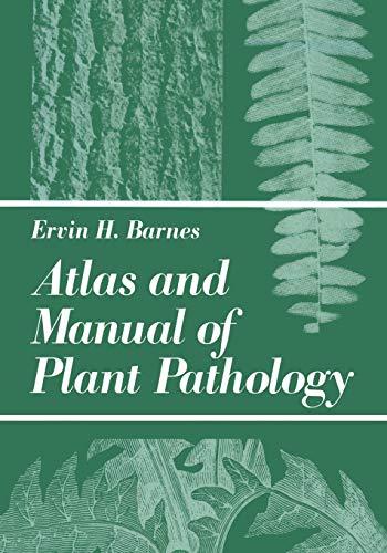 9780306401688: Atlas and Manual of Plant Pathology