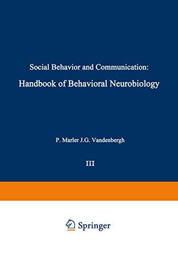 9780306402180: Social Behavior and Communication (Critical Issues in Psychiatry)