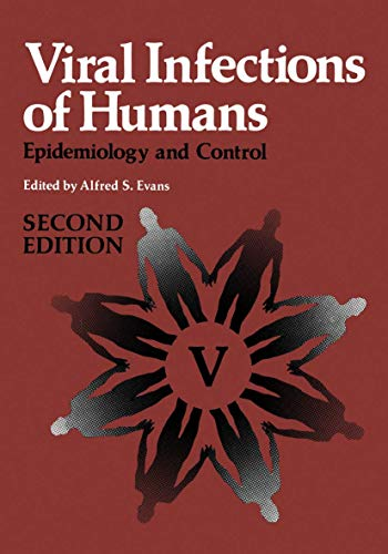9780306406768: Viral Infections of Humans: Epidemiology and Control