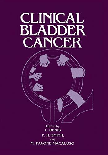 9780306408359: Clinical Bladder Cancer