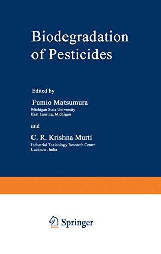 9780306408571: Biodegradation of Pesticides